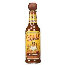 """""""CHOLULA CHIPOTLE CHILLI"""" - Mexican Chilli Sauce"""