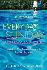 The New York Times Everyday Sunday Crossword Puzzles: America's Most Popular ...