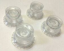 Gibson Les Paul Knobs HP Top Hat High Performance Clear Guitar Parts Custom