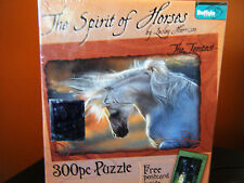 Spirit of Horses Puzzle The Tempest by Leslie Harrison 300 pieces NIB