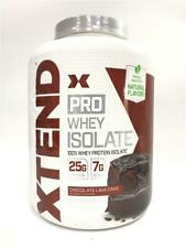 XTEND X Pro Whey Isolate Chocolate Lava Cake 5 lb