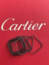 7 x Gasket for Cartier Tank Francaise case   16 x16 mm