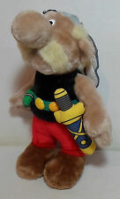 ASTERIX VTG 1994 16'' OFFICIAL ASTERIX PLUSH DOLL FIGURE GERMANY MADE VHTF RARE