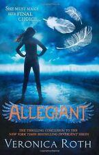 Allegiant (Divergent, Book 3),Veronica Roth