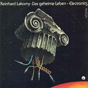 Reinhard Lakomy – Das Geheime Leben Vinyl, LP, Album