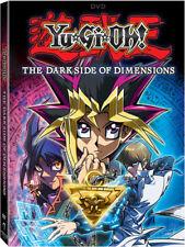 Yu-Gi-Oh: Dark Side of Dimensions [New DVD]