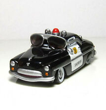 Disney Cars Sunglasses SHERIFF Route 66 Road Trip Carburetor County 1/55 Diecast