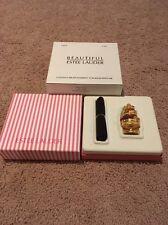 Estee Lauder Beautiful Lucious Fruits Gemstone Solid Perfume NIB - RARE 2003