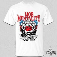 MOB MENTALITY - SKINHEAD #2 (T-SHIRT) NEU S-3XL Oi Skinhead Streetpunk Punk Oi!