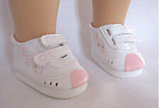 Heart Cutout  Sneakers Fits 18 inch American Girl Dolls
