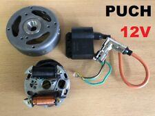 Elektronische Zündung PUCH Maxi E50 CDI Polrad Zündspule 12V 35W rechtsdrehend