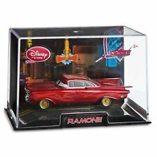 Disney Store Cars 2 Die Cast Collector Case Red Ramone Radiator Springs 1:43 NEW