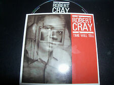 Robert Cray Band Time Will Tell rare EU Promo CD