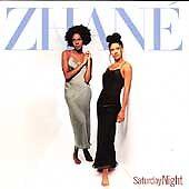 Zhané : Saturday Night Soul/R & B 1 Disc Cd