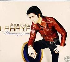 CD - JEAN LUC LAHAYE - Chansons que j'aime