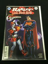 Harley's Little Black Book Vol.1 # 6 - Conner Superman Variant - DC Comics