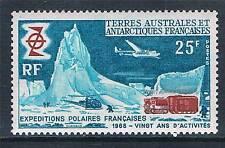 Antarctique français/TAAF 1969 français l'exploration polaire SG 52 neuf sans charnière