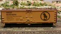 Athearn HO Wood Reefer Kit, Great Northern, WFE, New Style, Upgraded, Exc..