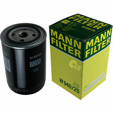 Original MANN-FILTER Ölfilter Oelfilter W 940/25 (10) Oil Filter