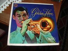 """RAY ANTHONY """" GOLDEN HORN +3 """"  E.P. ITALY'5?"""