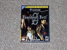 Resident Evil 0 Nintendo GameCube Brand New Factory Sealed Player's Choice