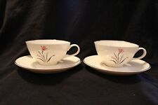 Syracuse China ALPINE Cup and Saucer Set-2 USA 10 Available