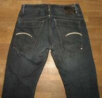 "G- Star Raw "" STRUCTOR STRAIGHT "" D'Homme Jeans / Pantalon En Bleu Env. W33 "" /"