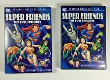 Superfriends - The Lost Episodes (DVD, 2009, 2-Disc Set)