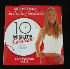 10 Minute Solution, Jessica Smith Core Workout Video Vol. 2