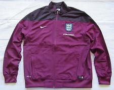 ENGLAND World Cup Brazil 2014 Training ZIP woven jacket NIKE 2015  adult SIZE XL