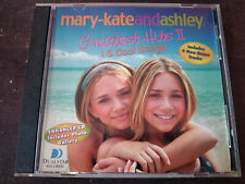 MARY KATE AND ASHLEY - Greatest Hits (Vol 2) CD USA
