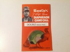 Diaphragm Camo Call Double New in package