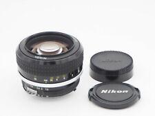 [EX+5] Nikon Ai Nikkor 55mm f1.2 Beautiful Optics lens from JP