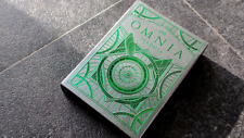 BRAND NEW CARDS - Omnia Perduta Playing Cards by Giovanni Meroni