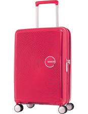 American Tourister Curio 55cm Expandable Spinner Pink