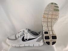 Nike Free 5.0 V4 Laufschuhe 354746-101 weiß-grau-schwarz EU 47,5 US 13