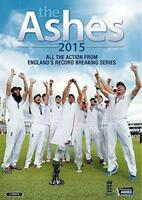 The Ashes 2015 DVD (BRAND NEW)
