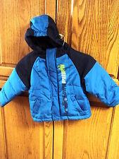 NEW BOY'S  DISNEY PIXAR WORLD GRAND PRIX BLUE COAT SIZE  2 TODDLER