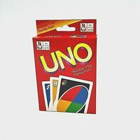 UNO Kartenspiel Spielkarten Gesellschaftsspiel Geschenk Party