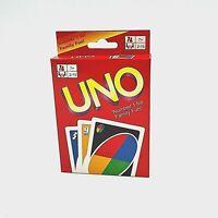 UNO Kartenspiel Klassik Spielkarten Gesellschaftsspiel Geschenk Partyspiel Neu