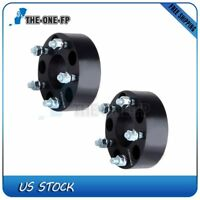 "2X 2"" Thick 5x4.75 12x1.5 Studs Wheel Spacers For 1964-1987 Chevrolet El Camino"