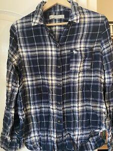 Hollister Shirt Size M 10-12