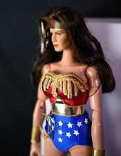 LYNDA CARTER WONDER WOMAN 1/6th CUSTOM FIGURE, TV, DC COMICS