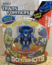 "2011 Transformers "" Mirage "" Bot Shots Series 1  NIP / Box T1"