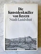 Die Kunstdenkmäler von Bayern: Stadt Landshut, München 1927, ND 1980