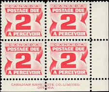 Scott # J22 - 1967 - ' Postage Due '; 20 x 17mm (Lower Right)