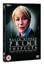 Prime Suspect: 6 The Last Witness (DVD) SEALED