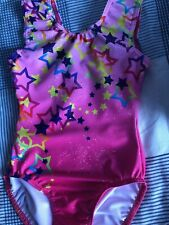 Gymnastics Leotard multi stars - 26""
