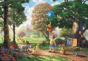 1000 Piece Jigsaw Puzzle Winnie The Pooh II Special Art Collection 51 x 73.5 cm