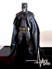 Custom Wired Cape 2.0 Batman 1/6 Hot Toys - Alive Customs